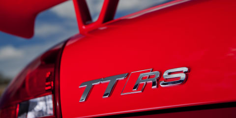 New Audi TT RS confirmed as five-cylinder, TT Roadster confirmed for Paris reveal