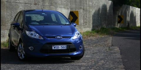 Ford Fiesta wins Red Dot design award