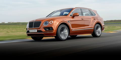 2020 Bentley Bentayga Speed review