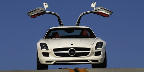 Mercedes-Benz SLS AMG Review