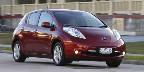 Nissan planning smaller EV for 2017
