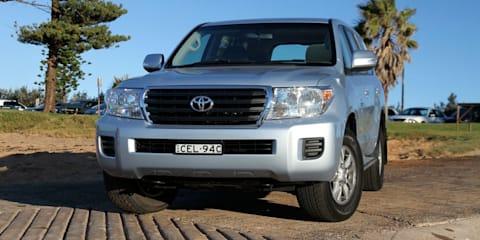 Toyota LandCruiser Review