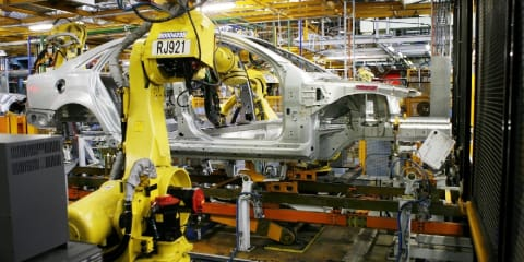 Business survey shows car industry in recovery mode for 2010