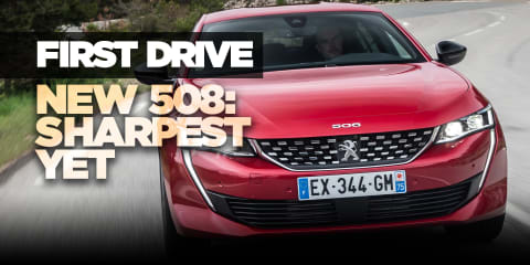 2019 Peugeot 508 review: First drive