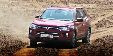 2019 Ssangyong Korando review