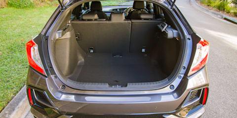 2020 Honda Civic VTi-S hatch review