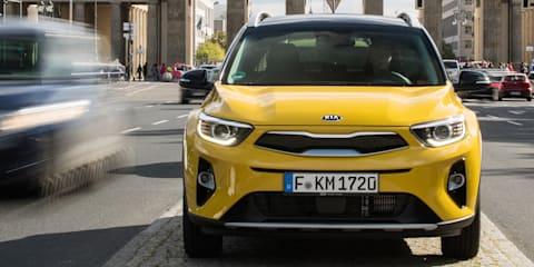 Kia plotting new 'XRio' crossover - report