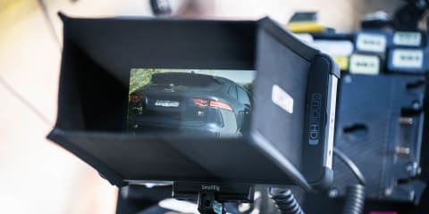 Fiercely Driven: Behind the scenes with Jaguar