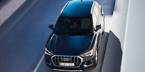 2020 Audi Q3 40 TFSI quattro price and specs