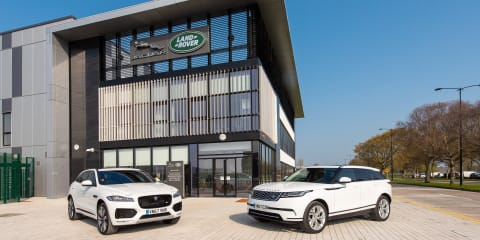 JLR posts $707.7m quarterly loss