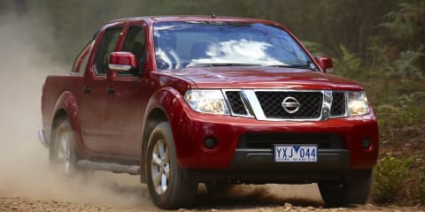 Nissan Australia breaks sales record in 2012