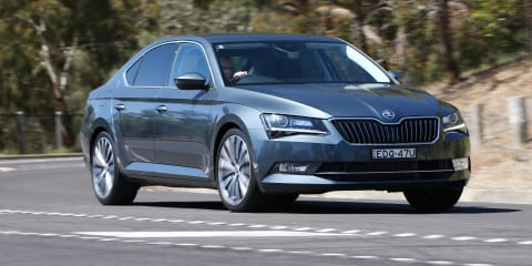 2020 Peugeot 508 GT v Skoda Superb 162TSI comparison