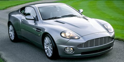 Design Review: Aston Martin Vanquish (2001)