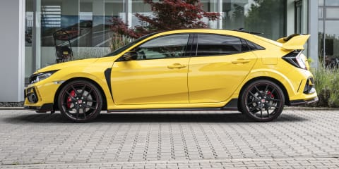 Honda Australia to hold lottery for Civic Type R Limited Edition slots