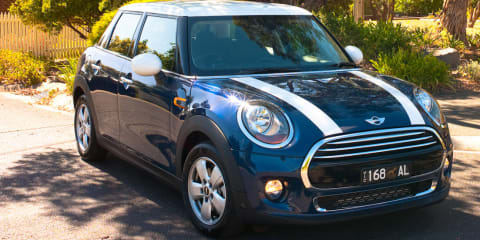 2015 Mini Cooper review