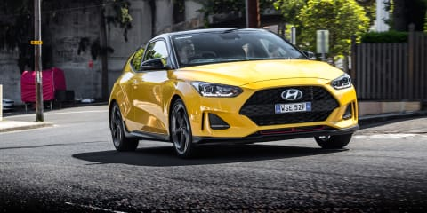 2020 Hyundai Veloster review: Turbo Premium automatic
