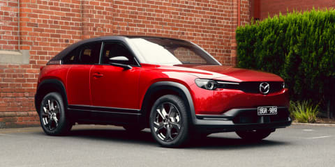 2021 Mazda MX-30 M Hybrid price and specs: Mild-hybrid SUV priced from $33,990 before on-road costs