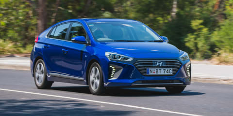 2019 Hyundai Ioniq Plug-in Premium review