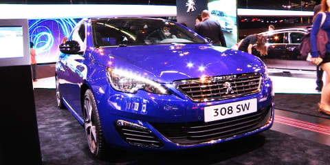 2014 Peugeot 308 GT SW - first look