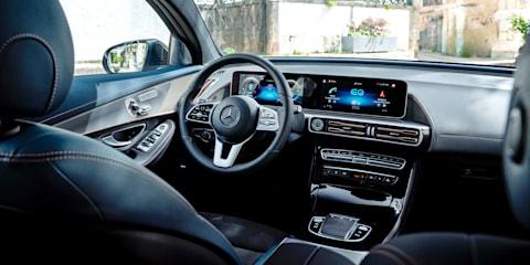 2020 Mercedes-Benz EQC starts production