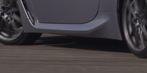 2021 Subaru BRZ teased again ahead of November 19 reveal