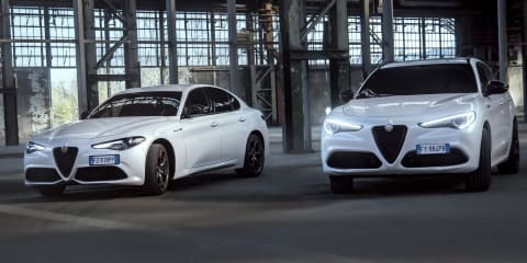 Alfa Romeo to electrify, as billion-dollar Giorgio architecture abandoned – report