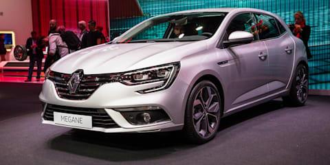 2016 Renault Megane Walkaround : 2015 Frankfurt Motor Show