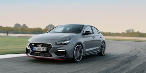 2019 Hyundai i30 Fastback N revealed