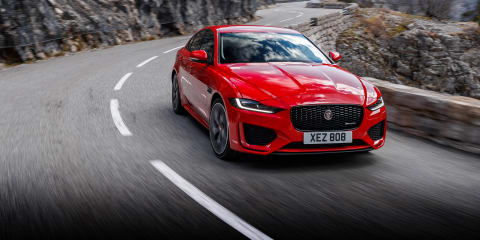 2019 Jaguar XE review