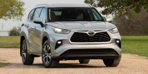 2021 Toyota new cars