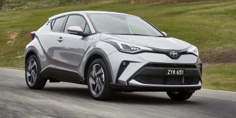2020 Toyota C-HR: Hybrid confirmed for December