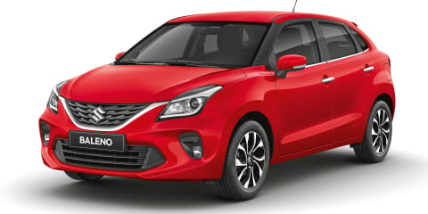 2019 Suzuki Baleno Series II pricing and specs