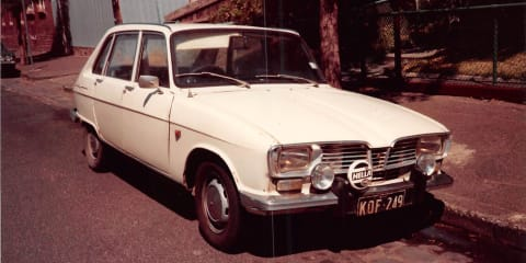 1969 Renault 16 TS review