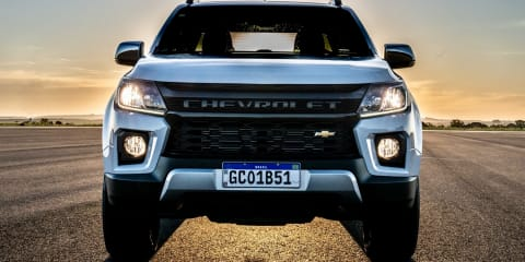 The 2021 Holden Colorado we were supposed to get