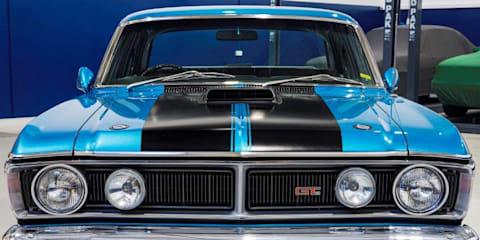 1971年福特猎鹰GTHO第III阶段III注册几乎售罄