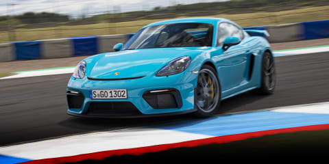 2019 Porsche Cayman GT4 review