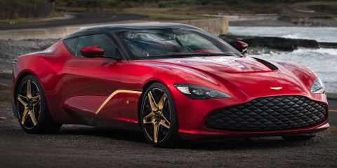 2020 Aston Martin DBS GT Zagato unveiled in full