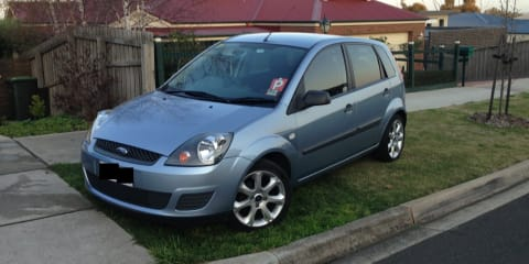 2007 Ford Fiesta LX Review