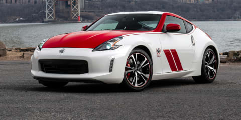 2020 Nissan 370Z unveiled with 50th Anniversary Edition, Australia confirmed