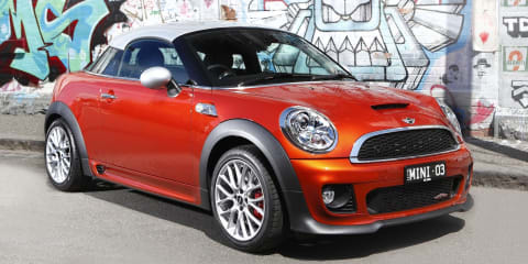 2012 Mini Coupe & Roadster launched