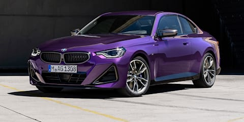 2022 BMW 2 Series Coupe revealed: New compact coupe retains rear-wheel drive, straight-six power – UPDATE