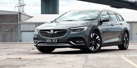 2018 Holden Calais V Tourer review
