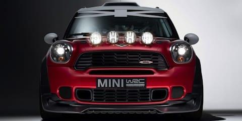 Mini withdraws from WRC
