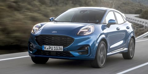 2021 Ford Puma to launch with drive-away pricing, live video tours