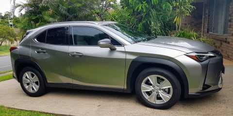2019 Lexus UX200 Luxury EP1 review