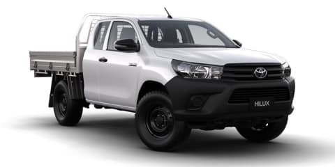 2017 Toyota HiLux Workmate (4x4) review