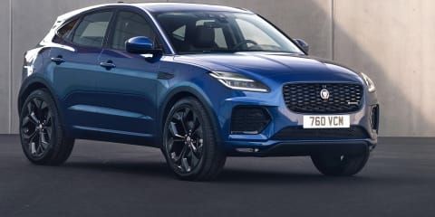 2021 Jaguar E-Pace price and specs: Diesel dropped as range slimmed