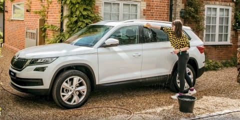 Skoda Parent Taxi app turns the school run into chores