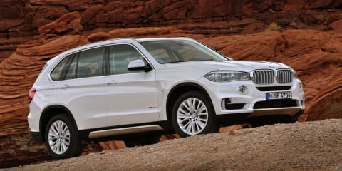 BMW X5: rear-wheel drive for third-gen luxury SUV