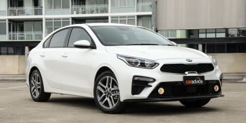 2020 Kia Cerato review: Sport manual sedan